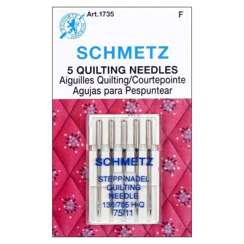 Schmetz Quilting Needles - 75/11