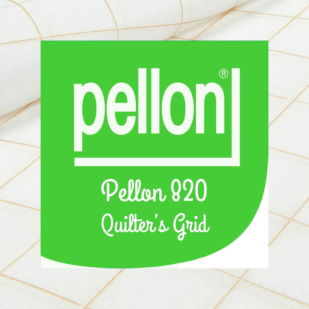 Pellon 820 Quilter's Grid - 45 Wide