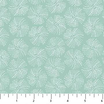 Figo Sea Botanica Urchin Texture - Mint