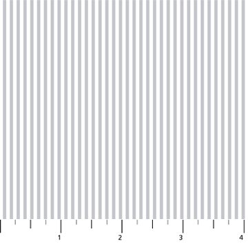 Figo Serenity Basics Stripe - Grey