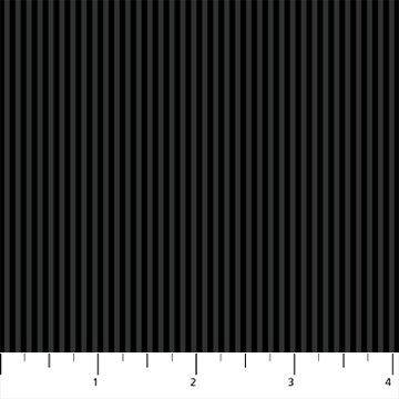 Figo Serenity Basics Stripe - Black
