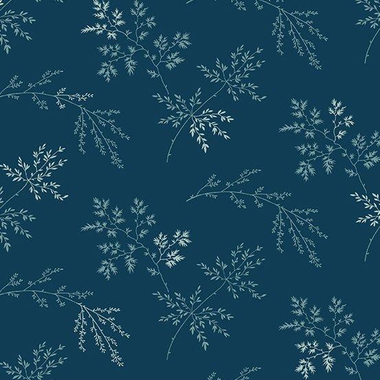 Andover Bluebird Sprigs- Blue