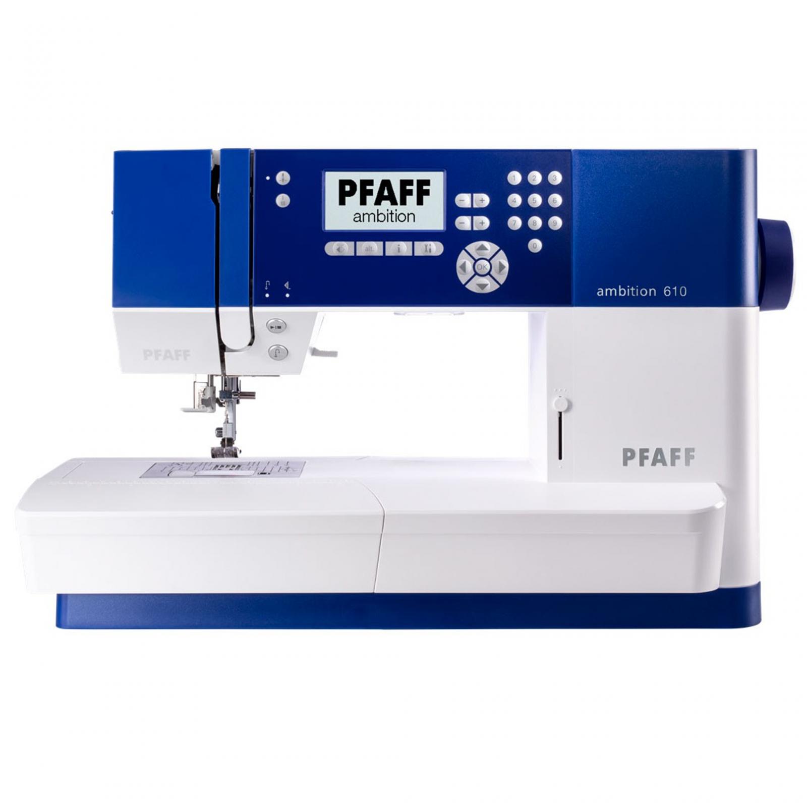 Range of Sewing Machines