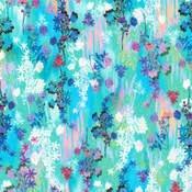 Wishwell by Robert Kaufman Bright Side Sprigs - Waterfall