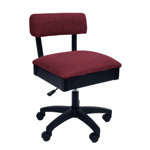Chair - Hydraulic (Crown Ruby)