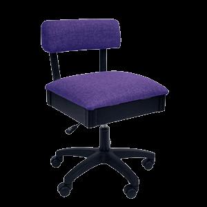 Chair - Hydraulic (Royal Purple)