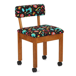 Chair Simple (Sewing Notions, brown)