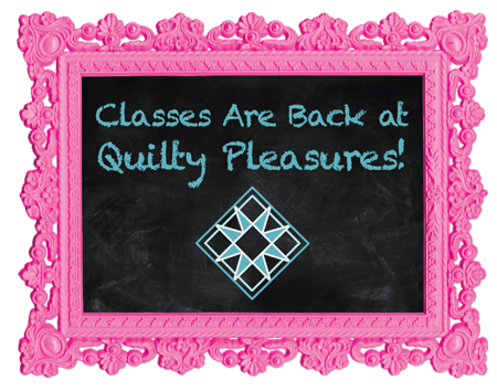 Classes - pink frame