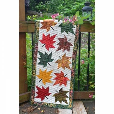 Cut Loose Press Maple Leaf Runner