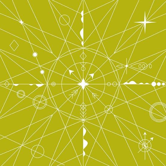 Andover Hopscotch Compass - Margarita