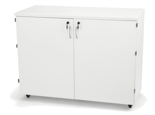 Dingo II Cutting and Storage Cabinet closed