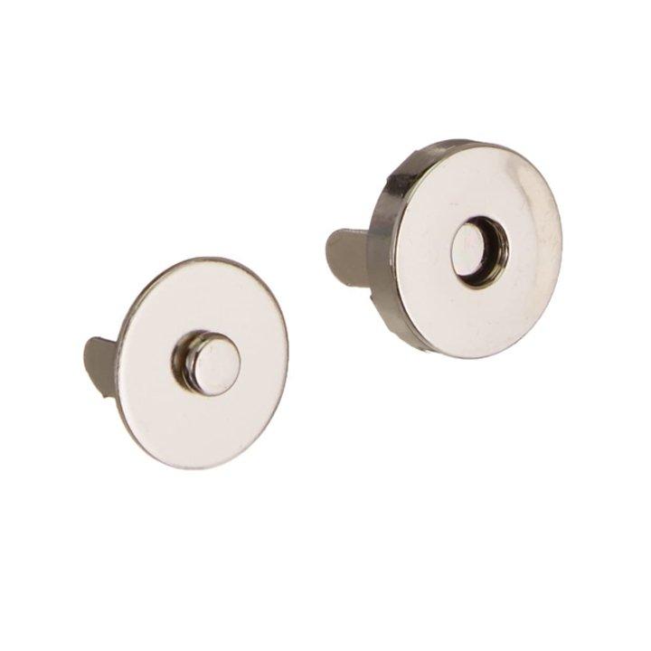 Dritz 1/2 Magnetic Snap - Nickel