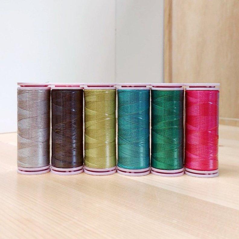 Wonderfil Efina Quilty Presently 6-Thread Box