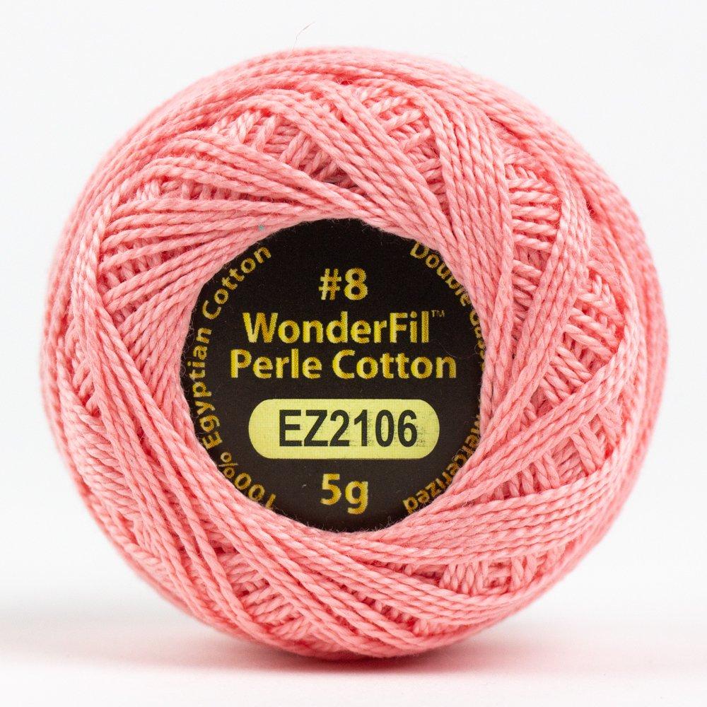 Eleganza 8wt 5-Gram Perle Cotton Ball 42yd - Blush