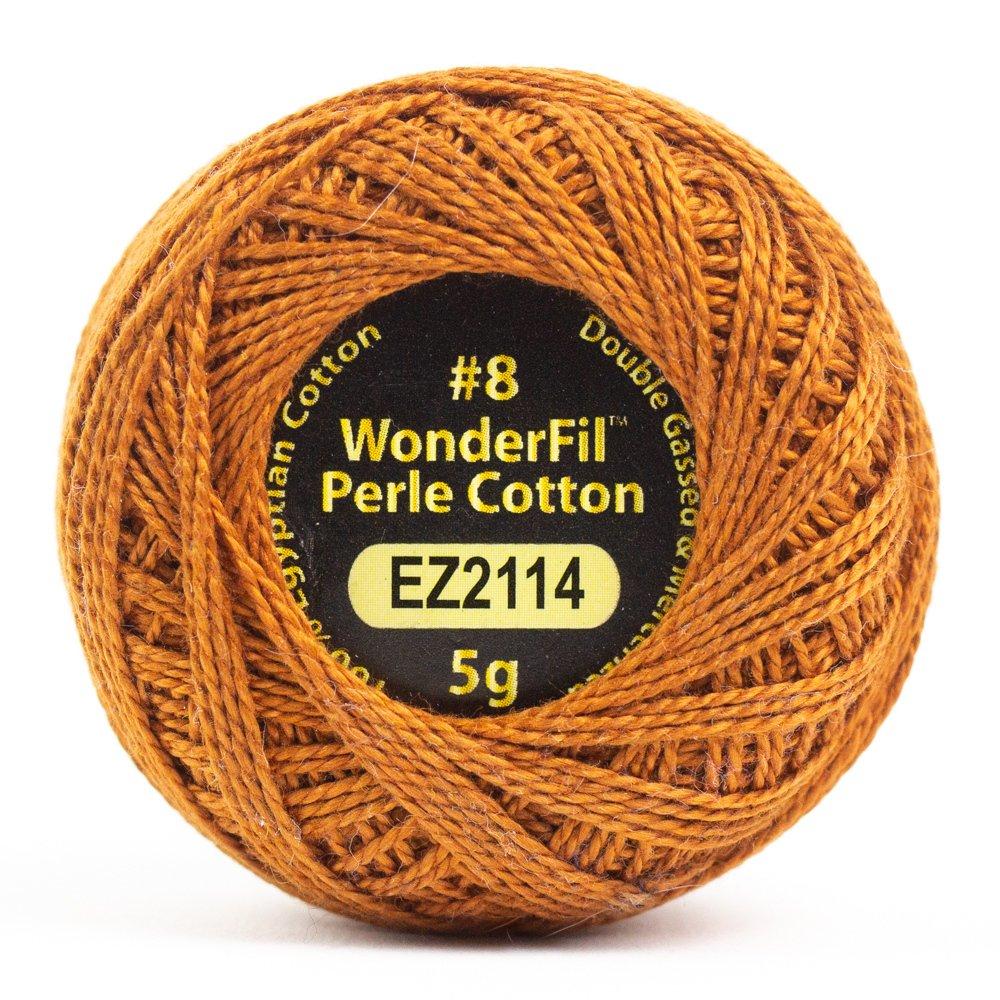 Eleganza 8wt 5-Gram Perle Cotton Ball 42yd - Penny