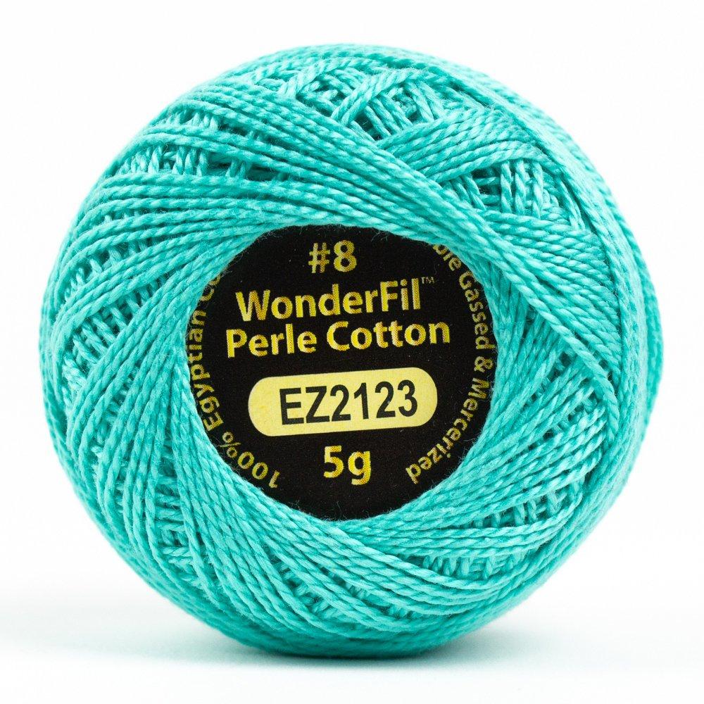 Eleganza 8wt 5-Gram Perle Cotton Ball 42yd - Dragonfly