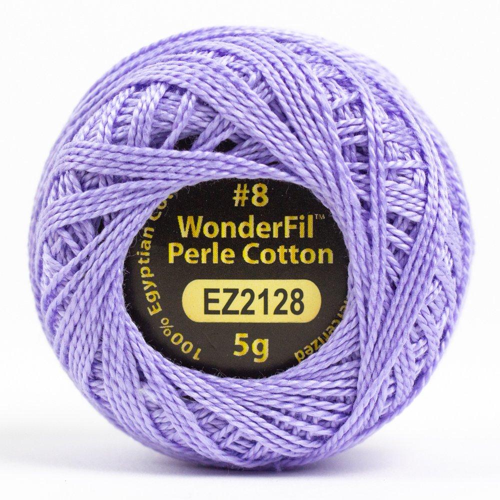 Eleganza 8wt 5-Gram Perle Cotton Ball 42yd - Periwinkle