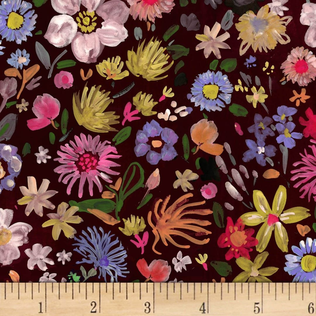 Dear Stella Falling for You Autumn Floral - Multi