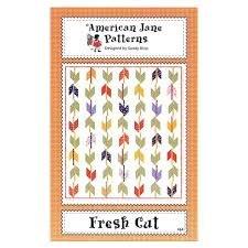 American Jane Fresh Cut Pattern