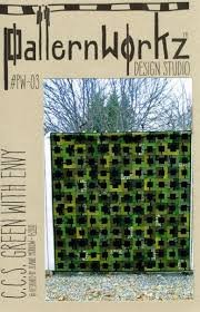 PatternWorkz Green with Envy Pattern