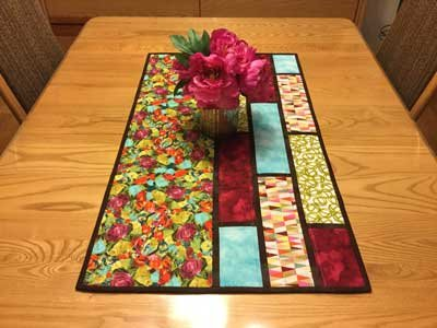 Kathryn P-2017 Table Runner