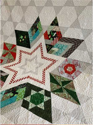 KellyC 2020 - Christmas Quilt