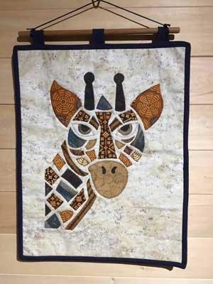 KellyJ 2021 Giraffe