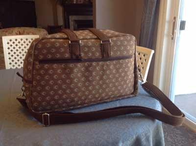 L Pellerin-2017 Voyageur Bag
