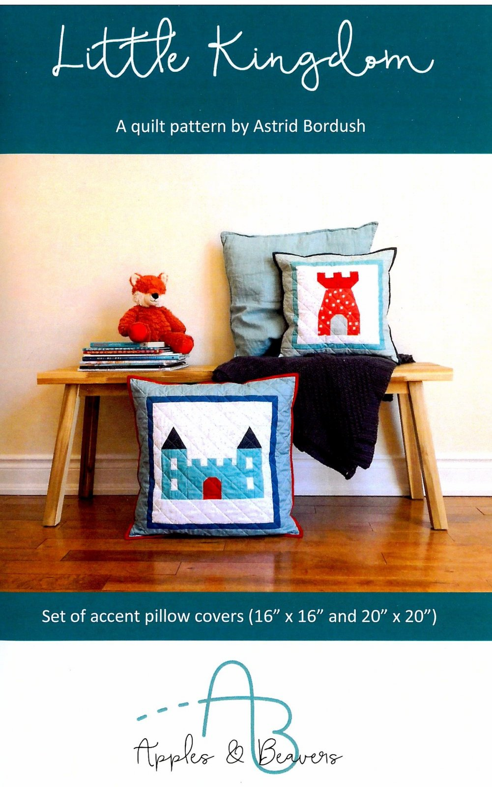 Little Kingdom Pillow Kit