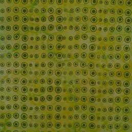 Batik by Mirah Mood Ripples - Apple Green (Min order 1m)