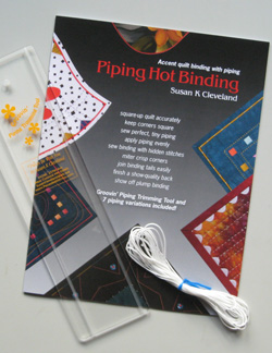 Piping Hot Binding Booklet