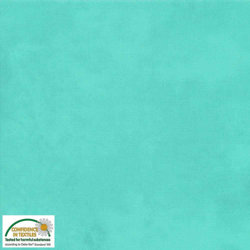 Stof Quilters Shadow - Seafoam