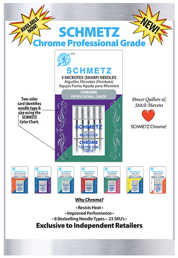 Schmetz Chrome