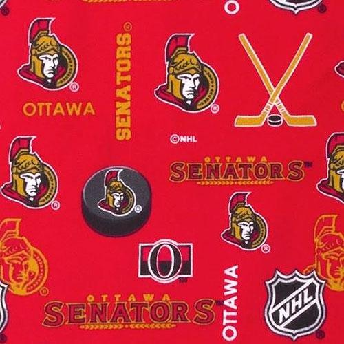 NHL Ottawa Senators Flannel