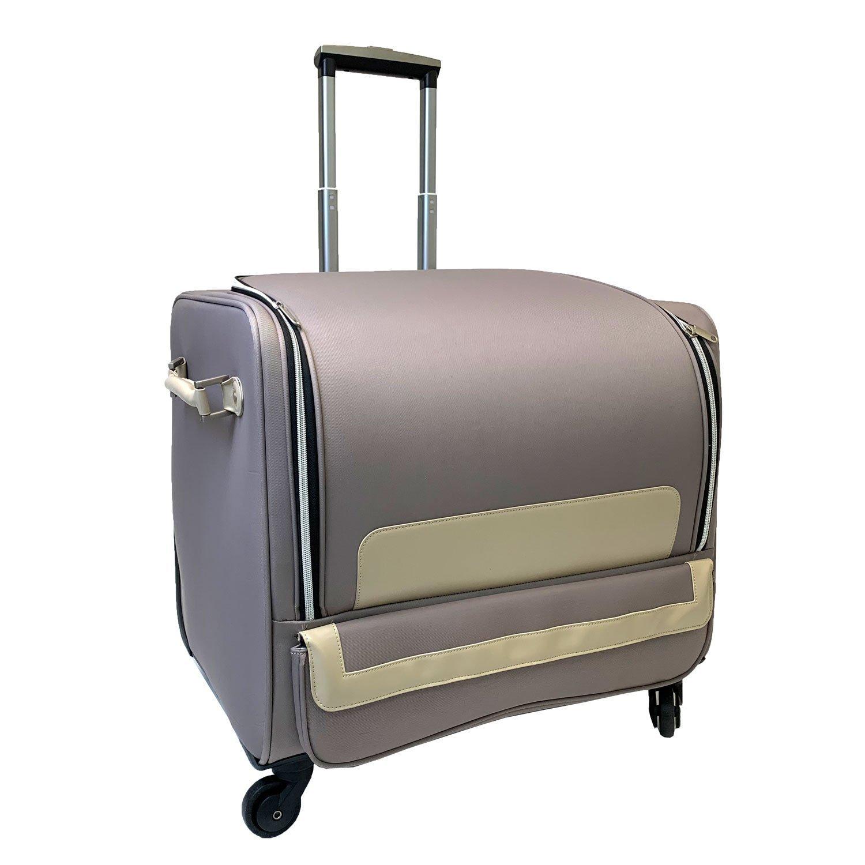 Pfaff Universal Serger Roller Bag - Grey