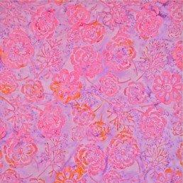 Batik by Mirah - Sunset Bloom (Min order 1m)