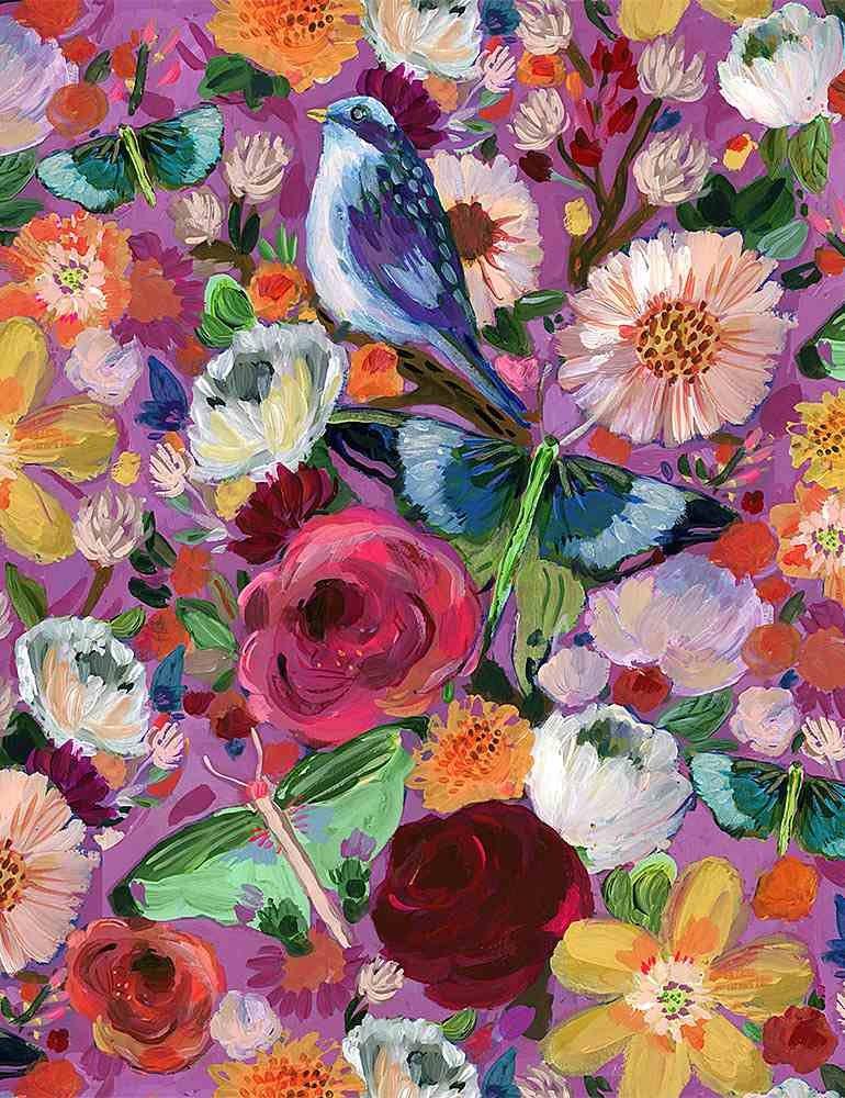 Dear Stella Pardon My French Parisian Floral - Multi