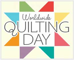 Worldwide Quilting Day