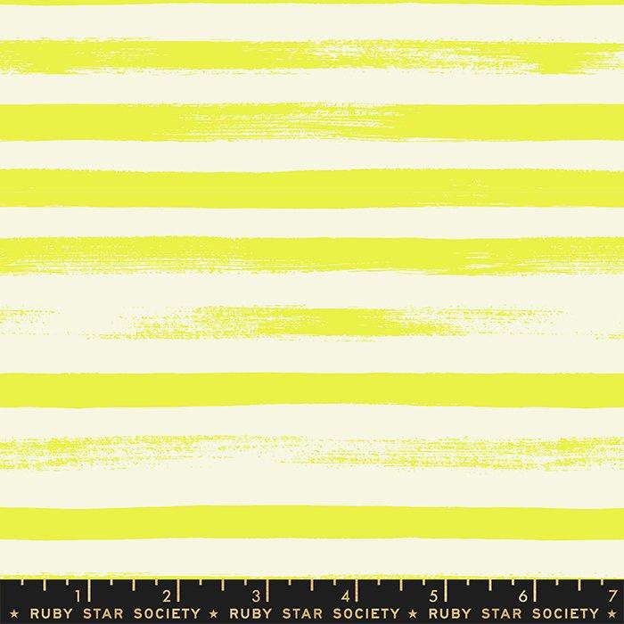 Ruby Star Society Zip Stripe - Citron