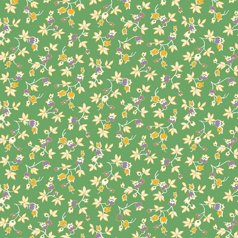 MF-Aunt Grace's Apron (1930's Reproduction) 0756-0114 Green - Callie