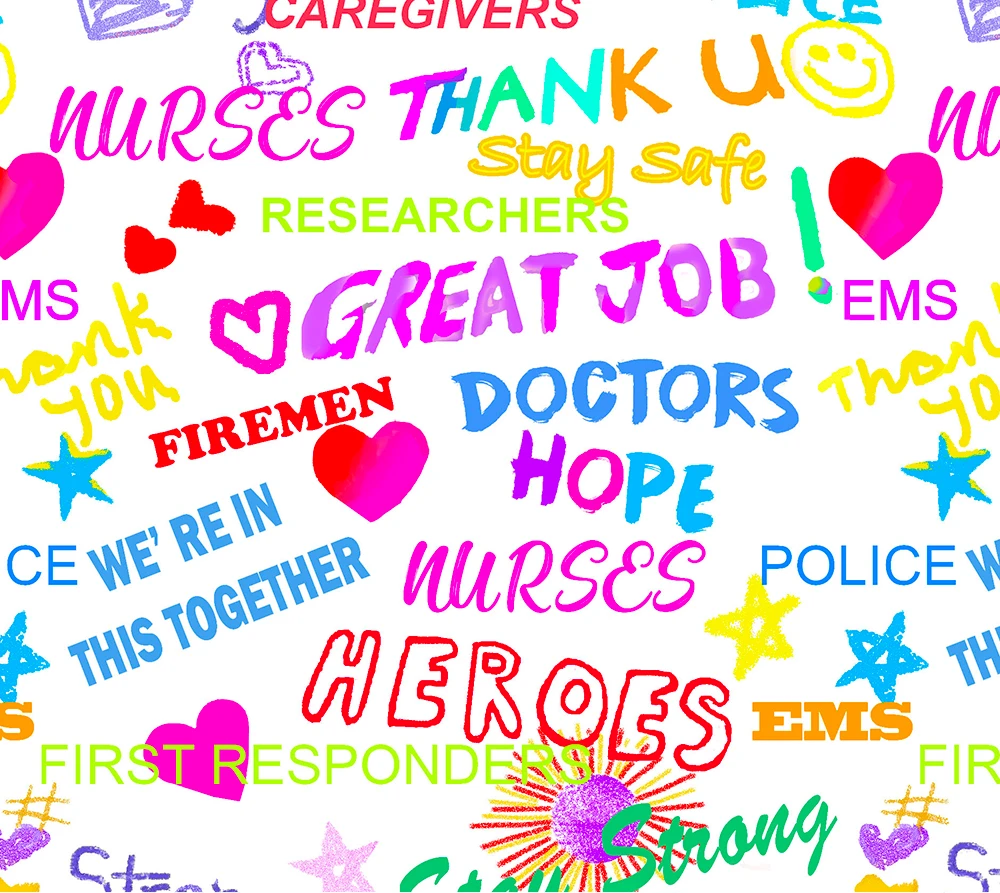 Sykel-Thank You Heroes 10349 White