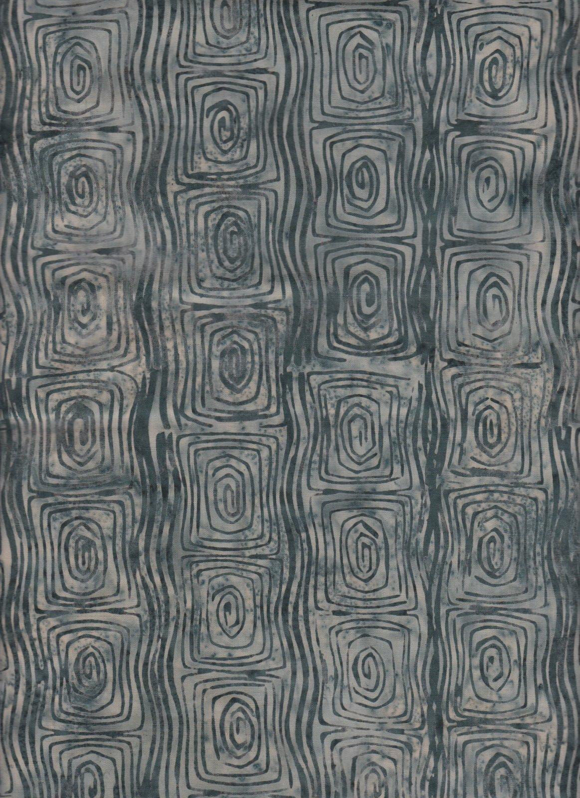 Island Batik - 111802705 - Tortoise Shell/Glacier