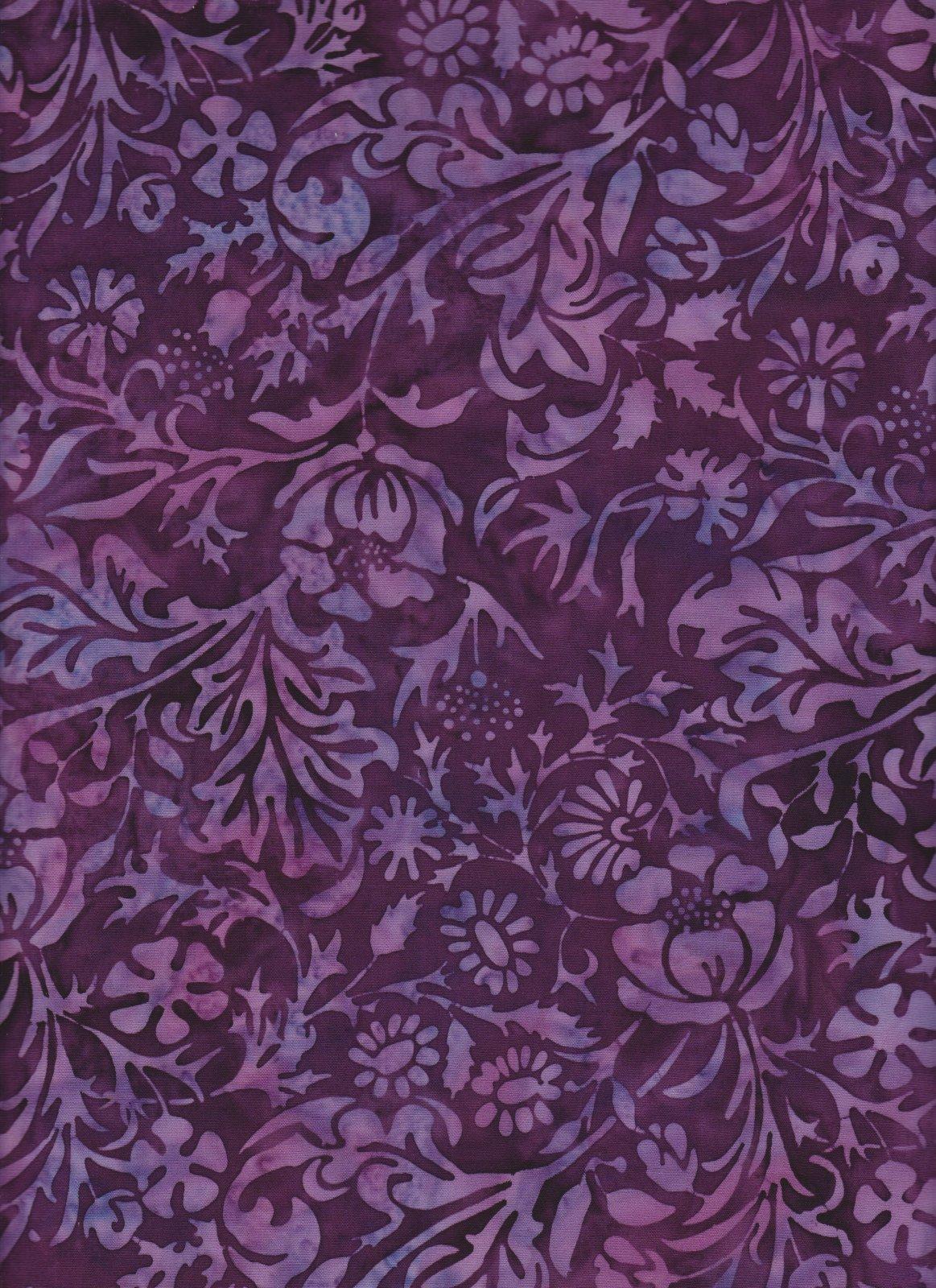 Island Batik - 111820490 - Cherwell/Vino/Eclectic