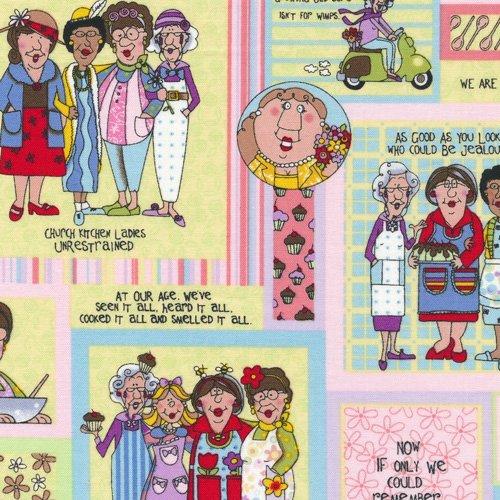 FQ-Church Kitchen Ladies 112-31451