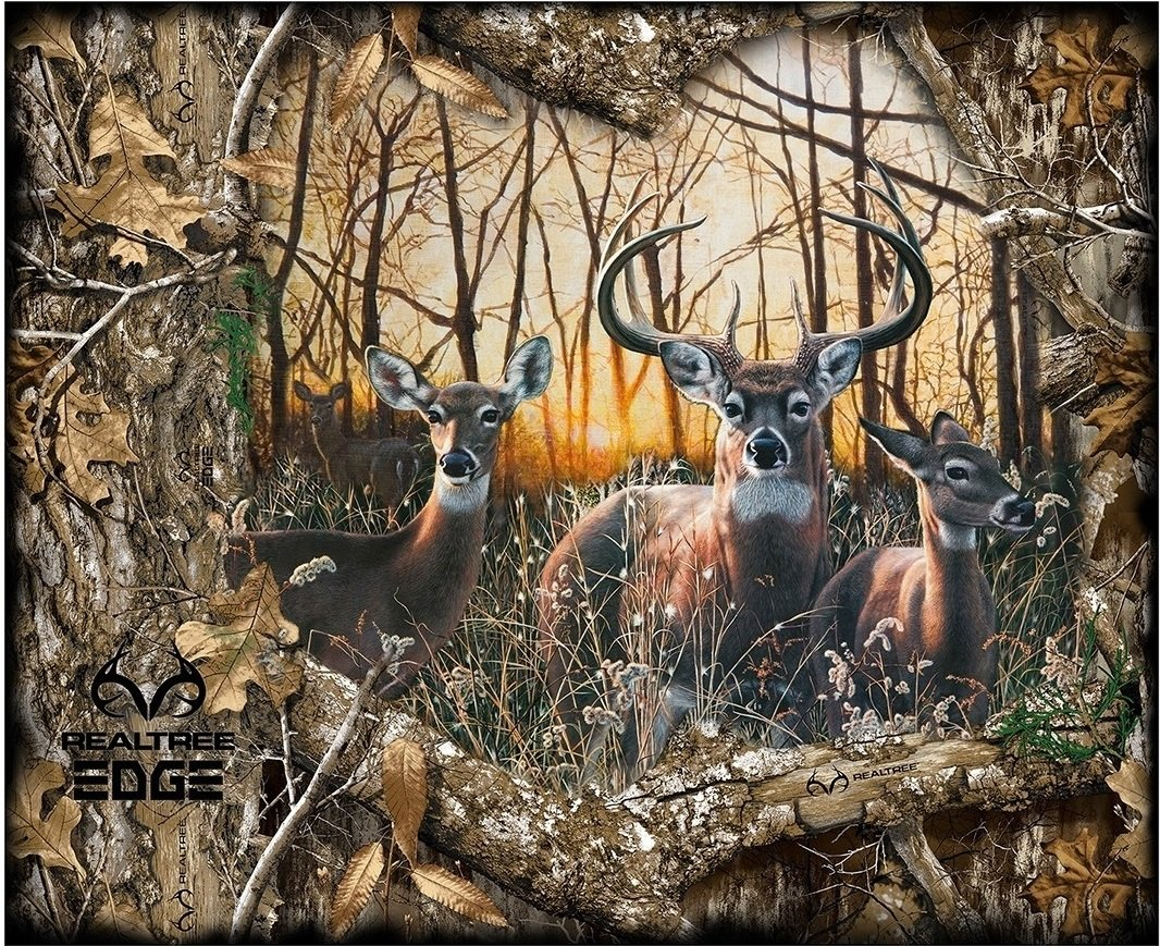 Realtree EDGE  1167 Scenic Deer Panel