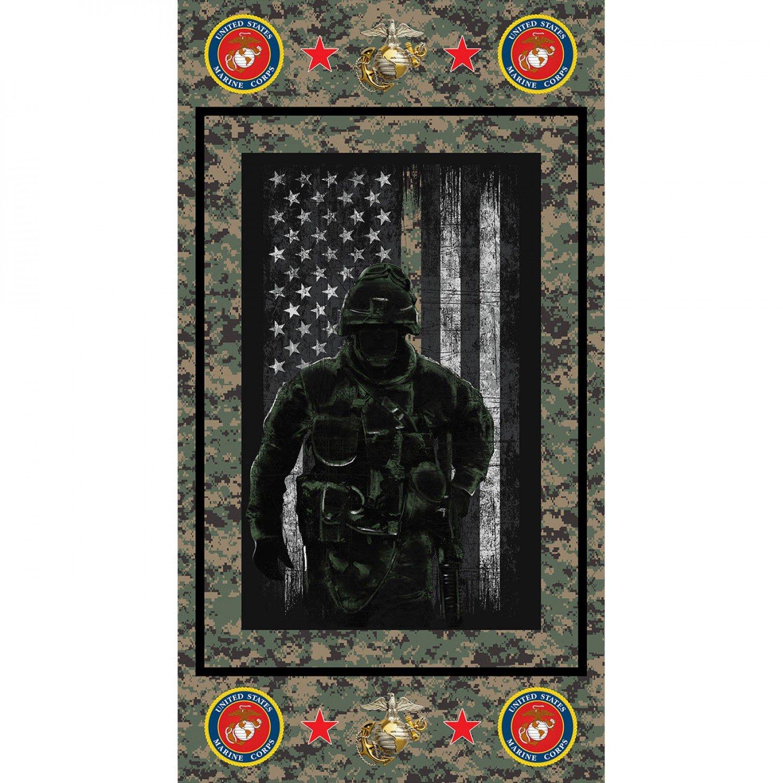 Sykel-Military Cotton 1195-M Marines 24 Panel