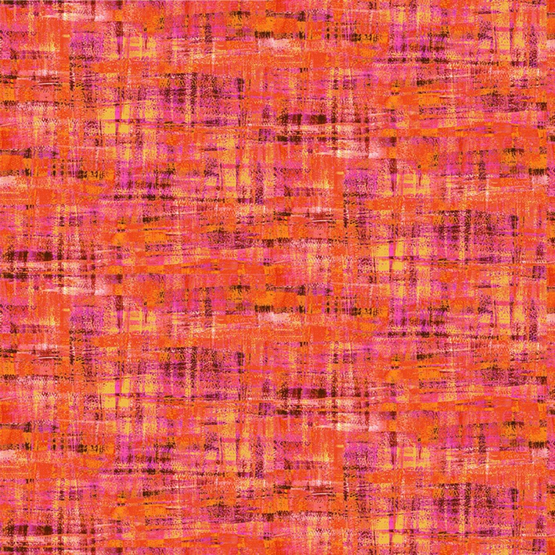PS-Brushstrokes 120-19707 Pink/Orange