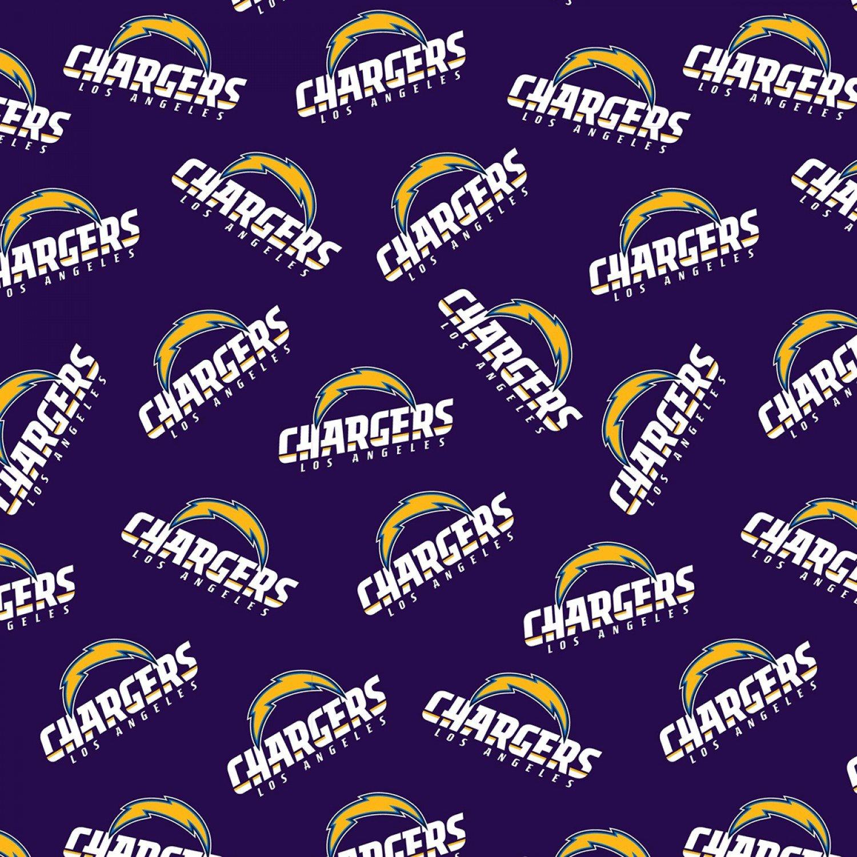 FT-NFL Cotton 14711 D Los Angeles Chargers