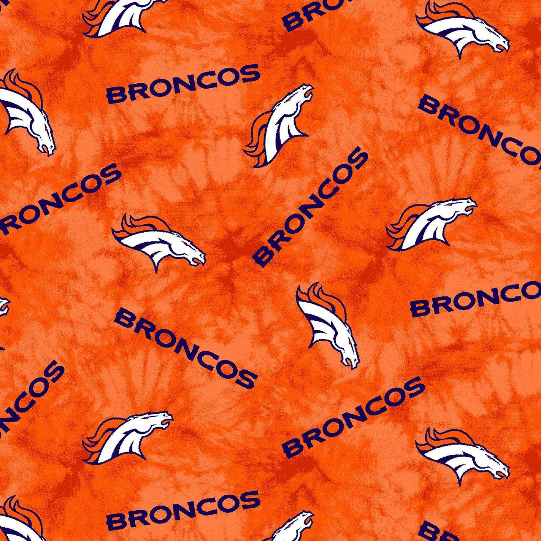FT-NFL Flannel 14867-D Denver Broncos