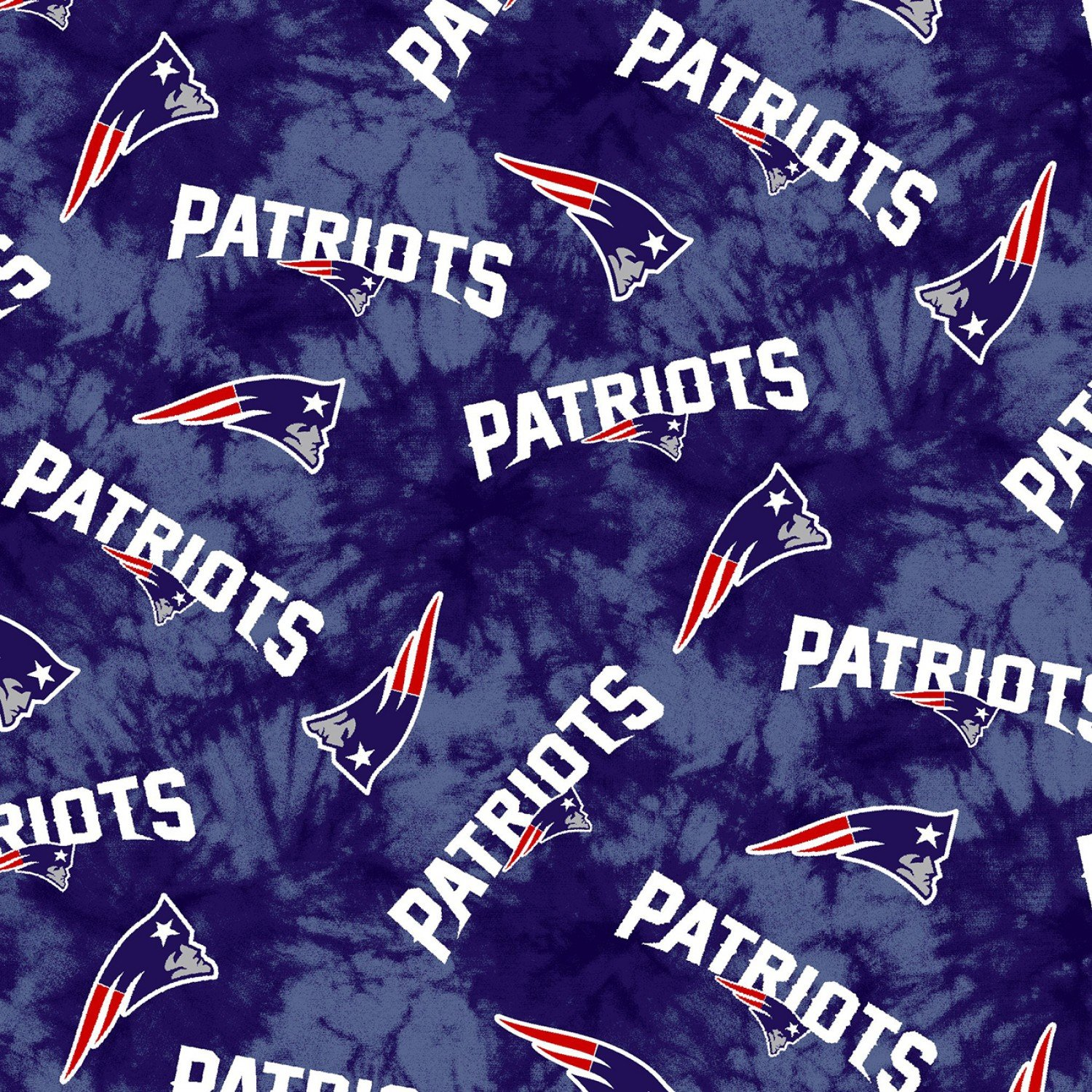 FT-NFL Flannel 14868-D New England Patriots